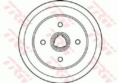Brake Drum 200mm by TRW
